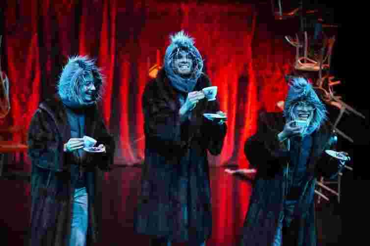 Imaginate Edinburgh, theatre for children