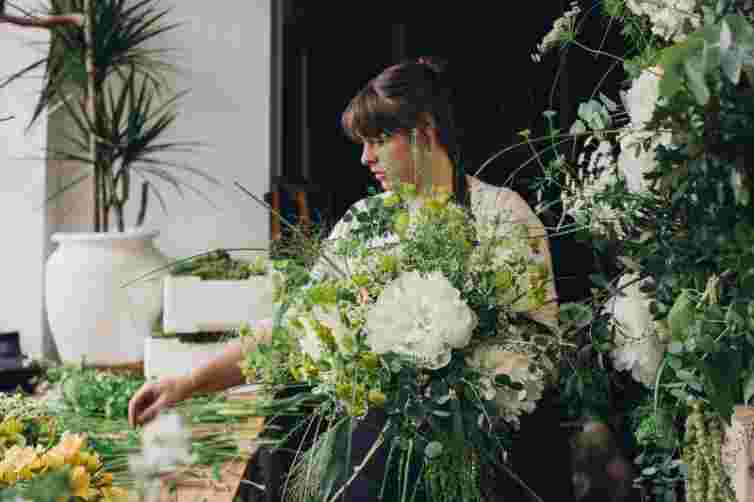Florist courses Edinburgh