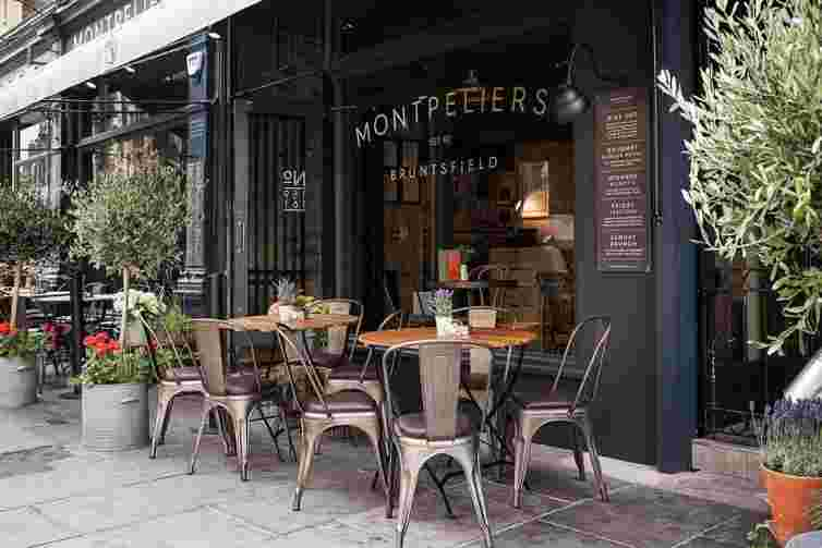 Best Bruntsfield restaurants, Montpelliers, dine out, Edinburgh, Scotland